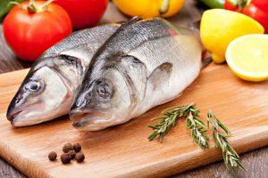 Sea Bass for Ceviche