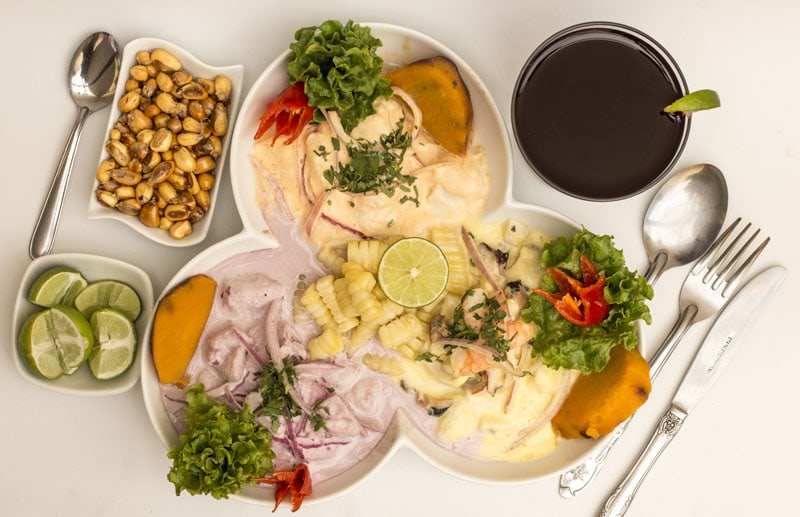 What is Ceviche Peruvian Food