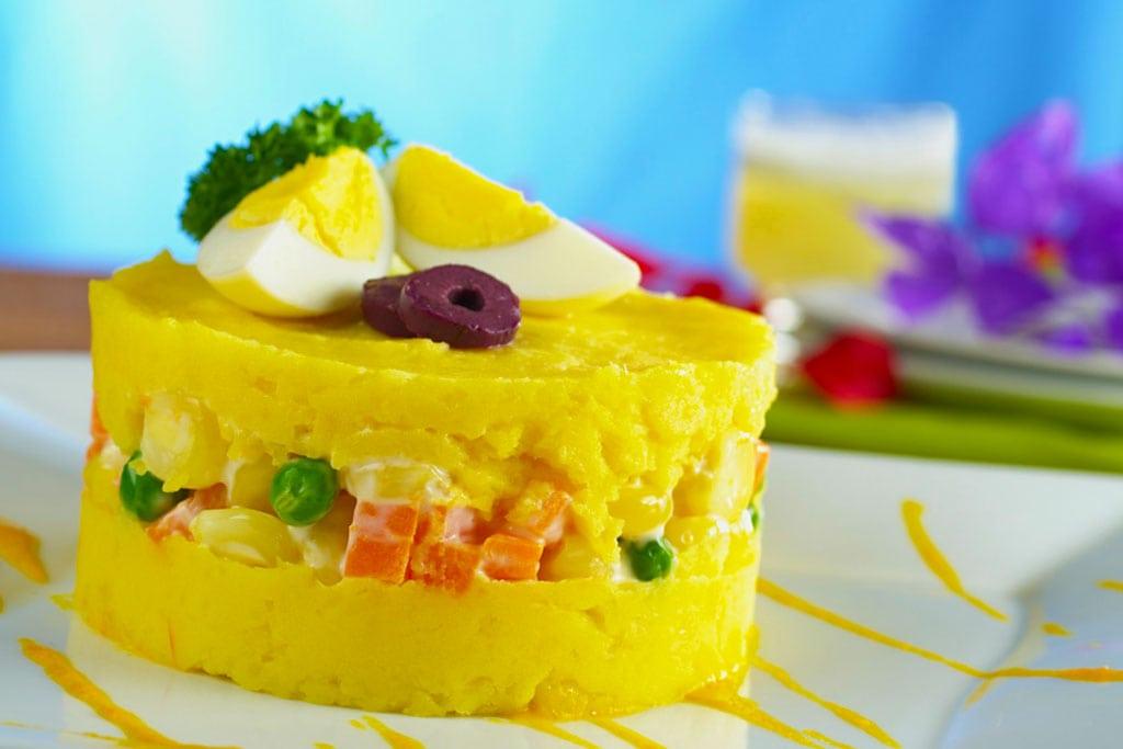 Causa - 10 Peruvian food dishes