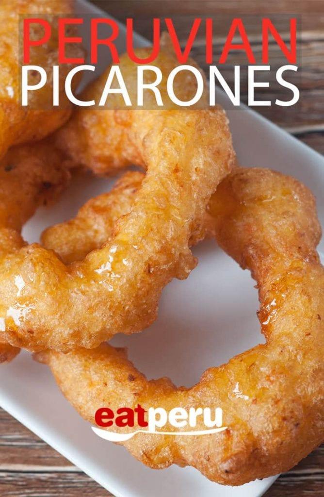Picarones recipe - Delicious Peruvian dessert dish that's easy to make