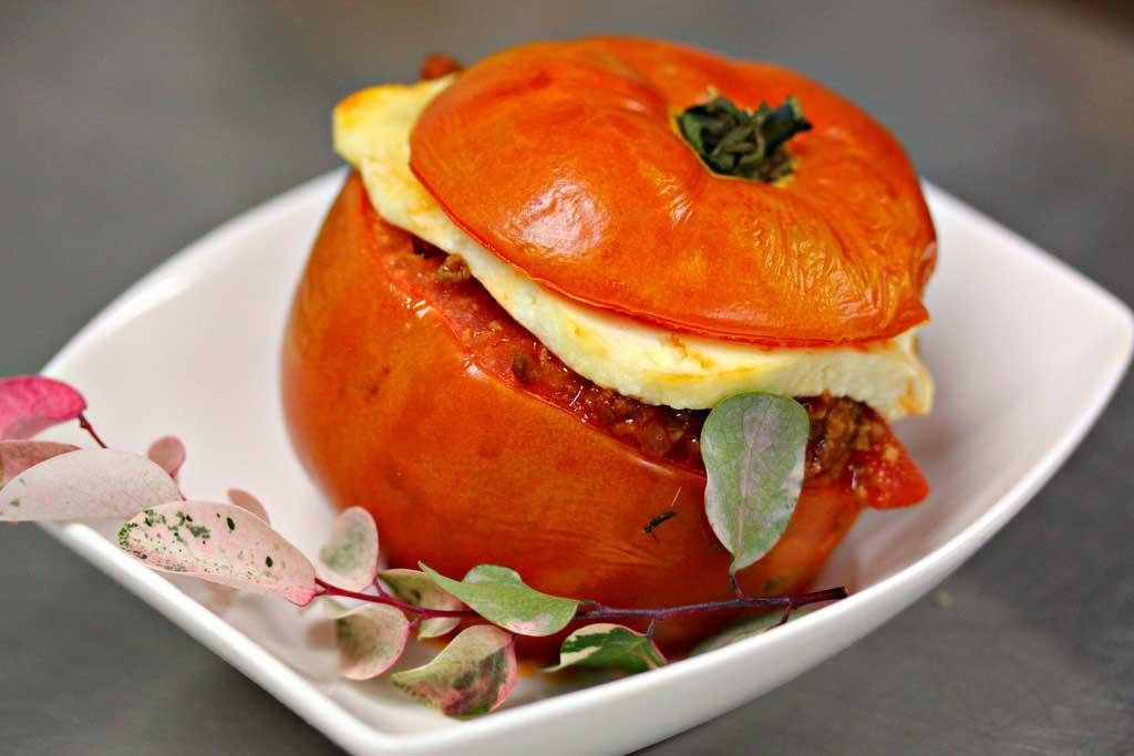 Rocoto Relleno - 10 Peruvian food dishes