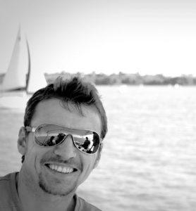 Keith - Founder of EatPeru