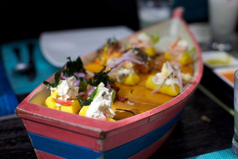 la mar restaurant lima