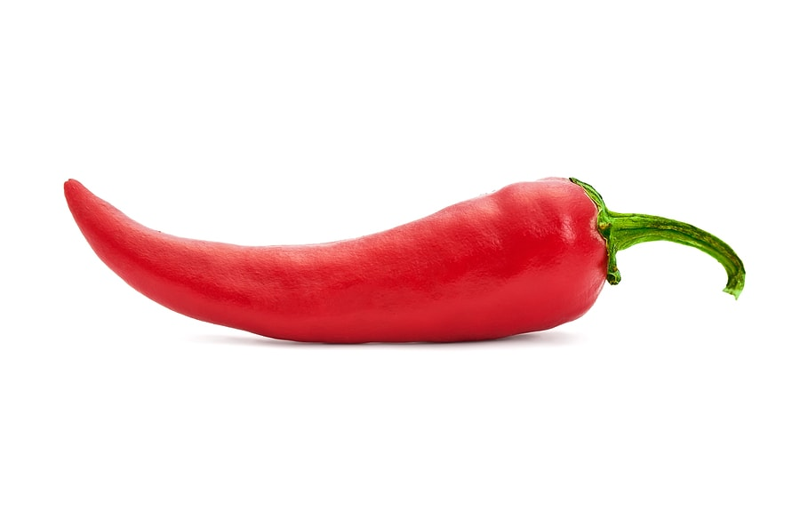 Peru language tips - Peruvian Red Pepper