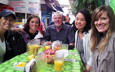 alternative peru food tours