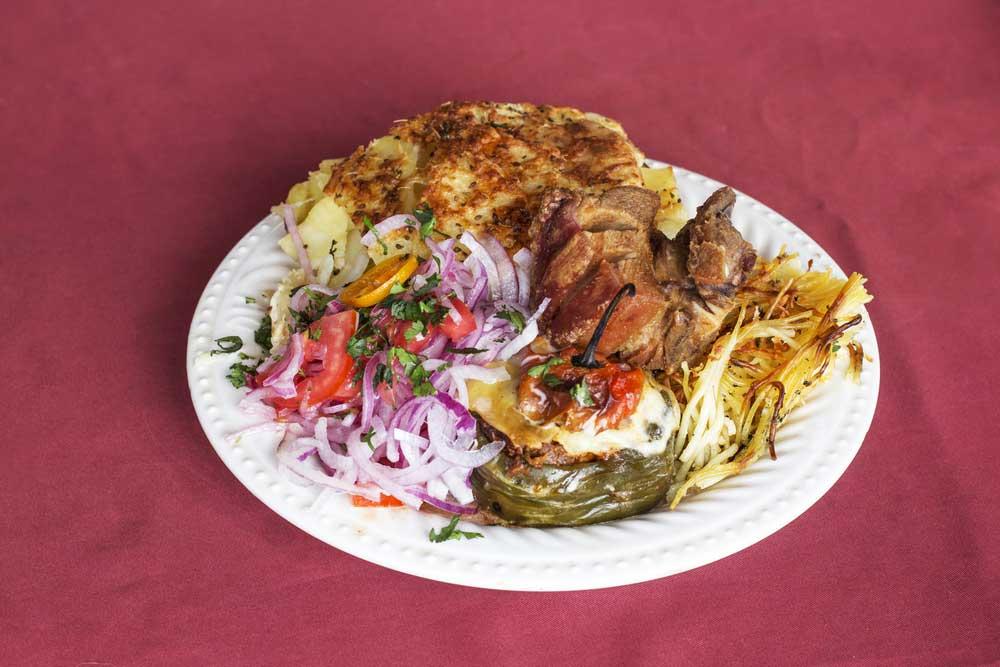 Novoandina - Novo Andean Cuisine