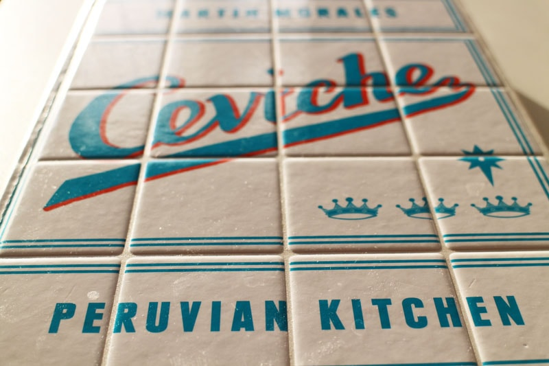 Ceviche Peruvian Kitchen cookbook cover