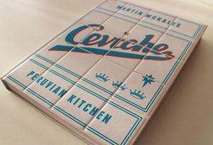 Peruvian Cookbook Review – Martin Morales' Ceviche