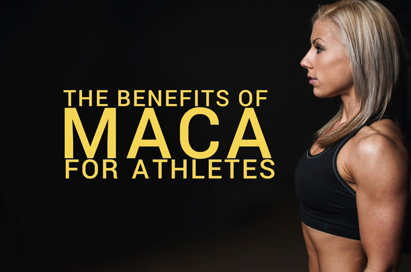 Maca's benefits for Athletes