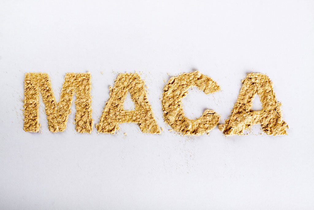 what is maca root pills for