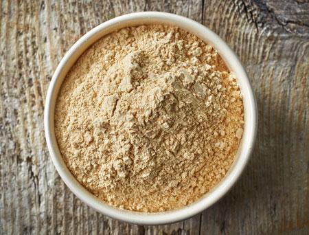 Maca Nutrition Powder in a bowl