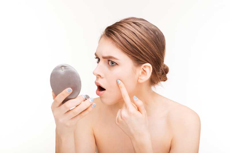 Maca and skin health