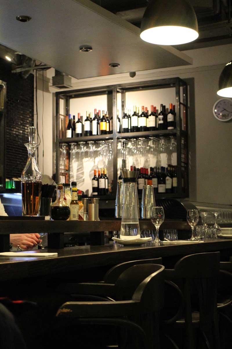 Bar at Pisqu