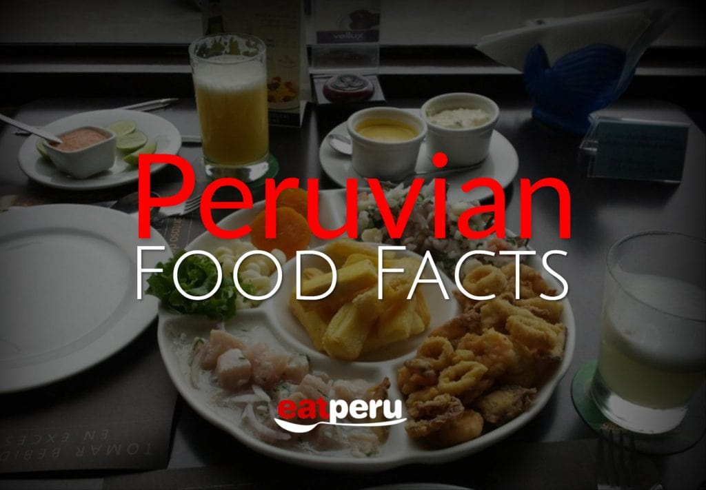 Peru Food Facts