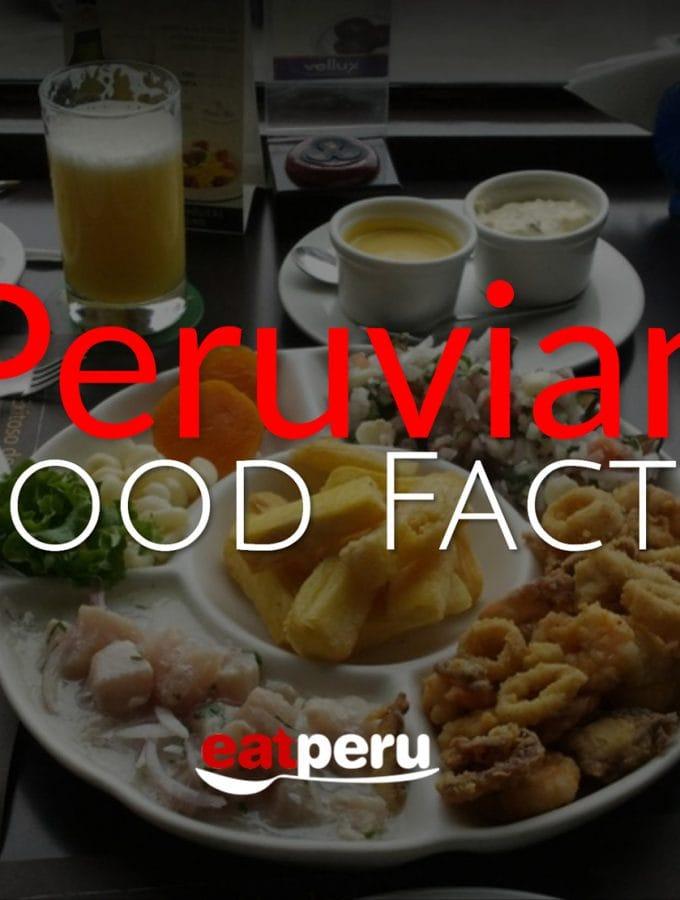 Peru Food Facts