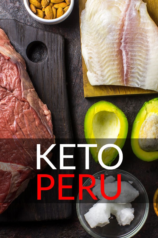 Keto Peru - The Keto and Paleo diet guide for lovers of Peruvian food or travellers to Peru