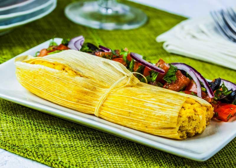 peruvian humitas tamales