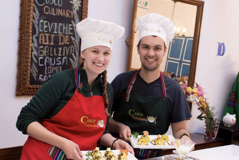 cusco culinary cooking classes in peru