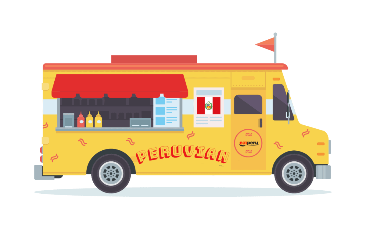 Peru food trucks - Peruvian street food