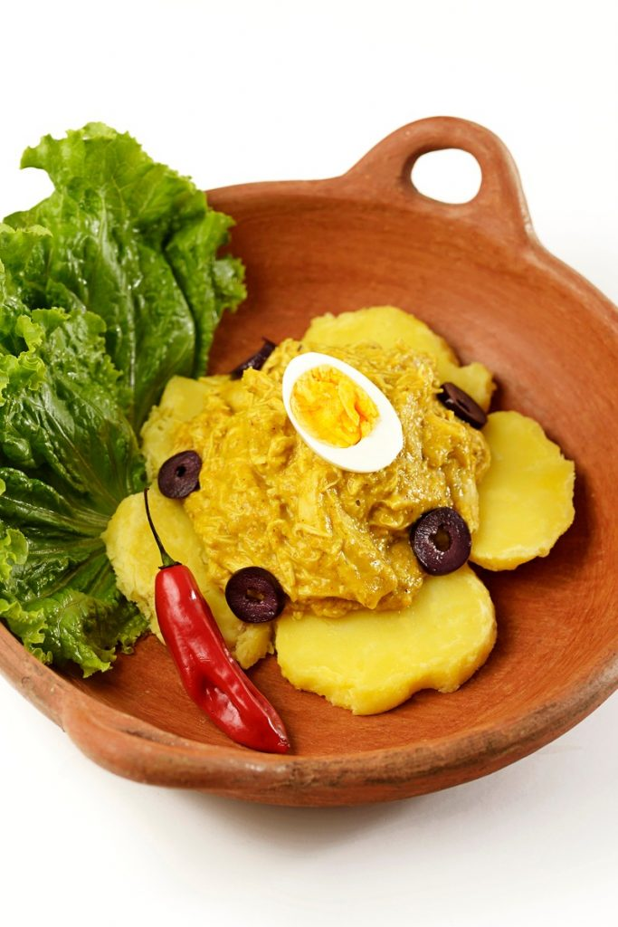 Ají de Gallina: A Dream of a Creamy Chicken Dish - Eat Peru