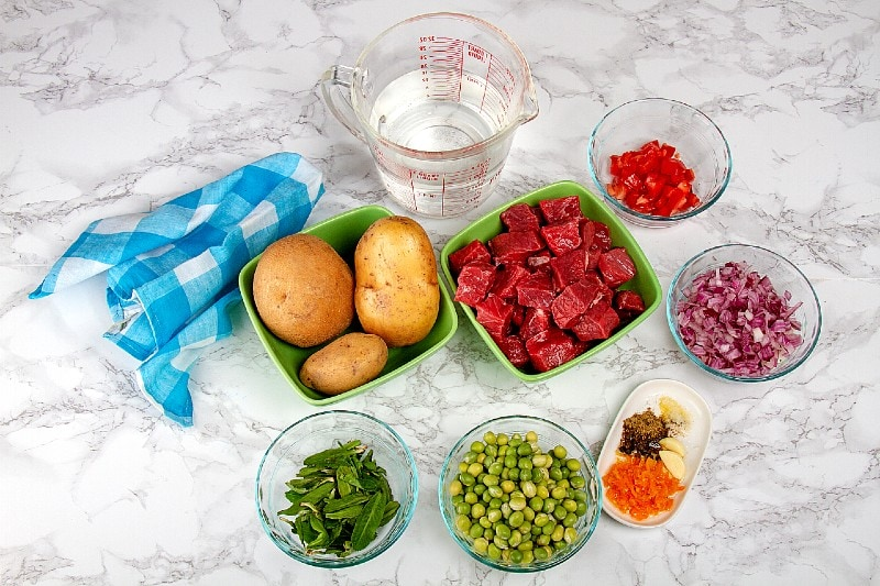 Seco de Carne recipe ingredients