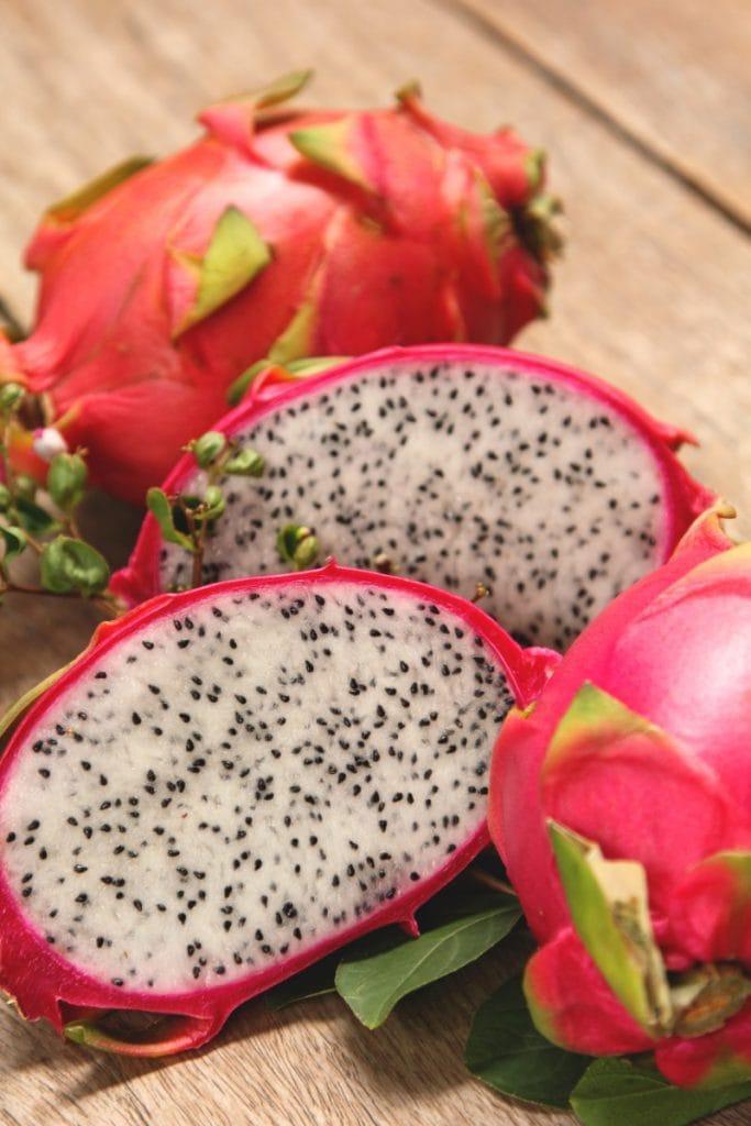 dragon fruit - pitahaya