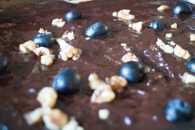 sugar free keto peruvian chocolate cake