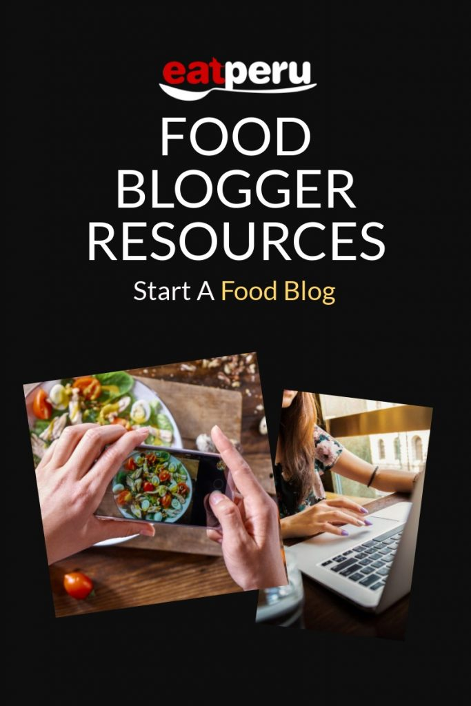 Food blogger resources | Start a profitable Food Blog