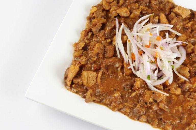 Carapulcra recipe - Peruvian Stew with pork