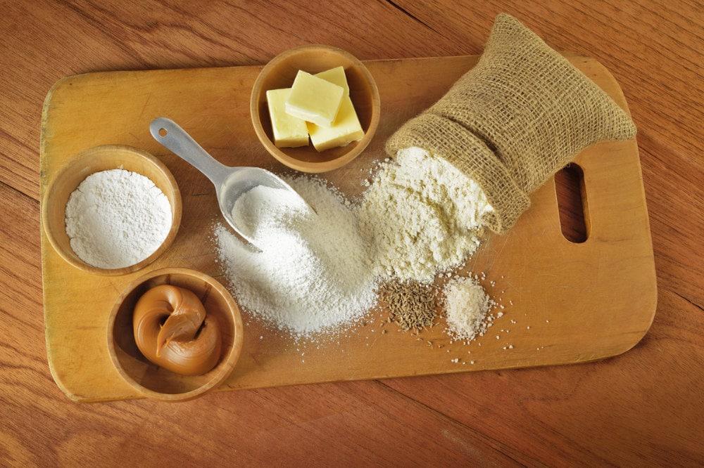 Alfajores Ingredients
