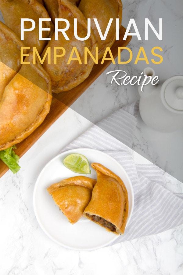 Peruvian Empanadas Recipe