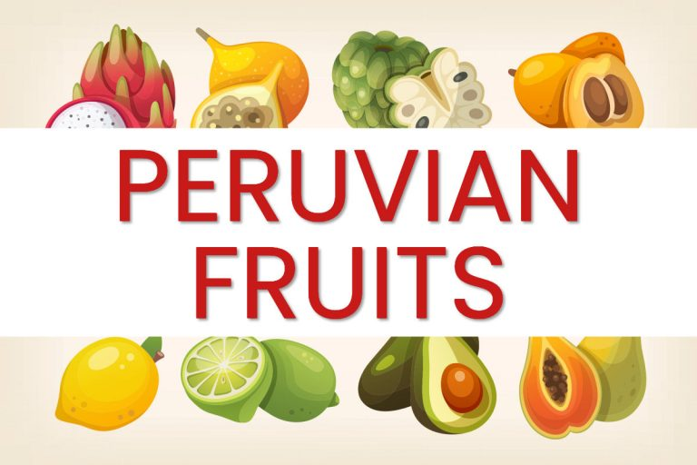 The best Peruvian fruits