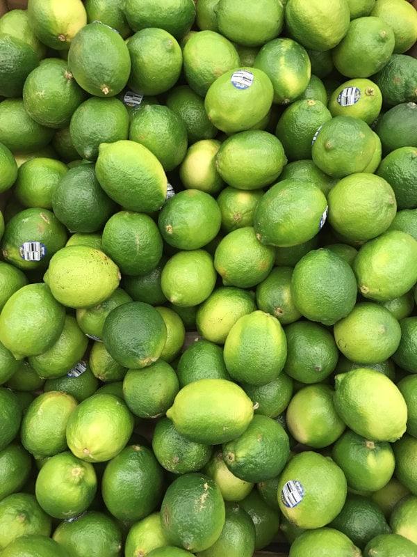 peruvian limes