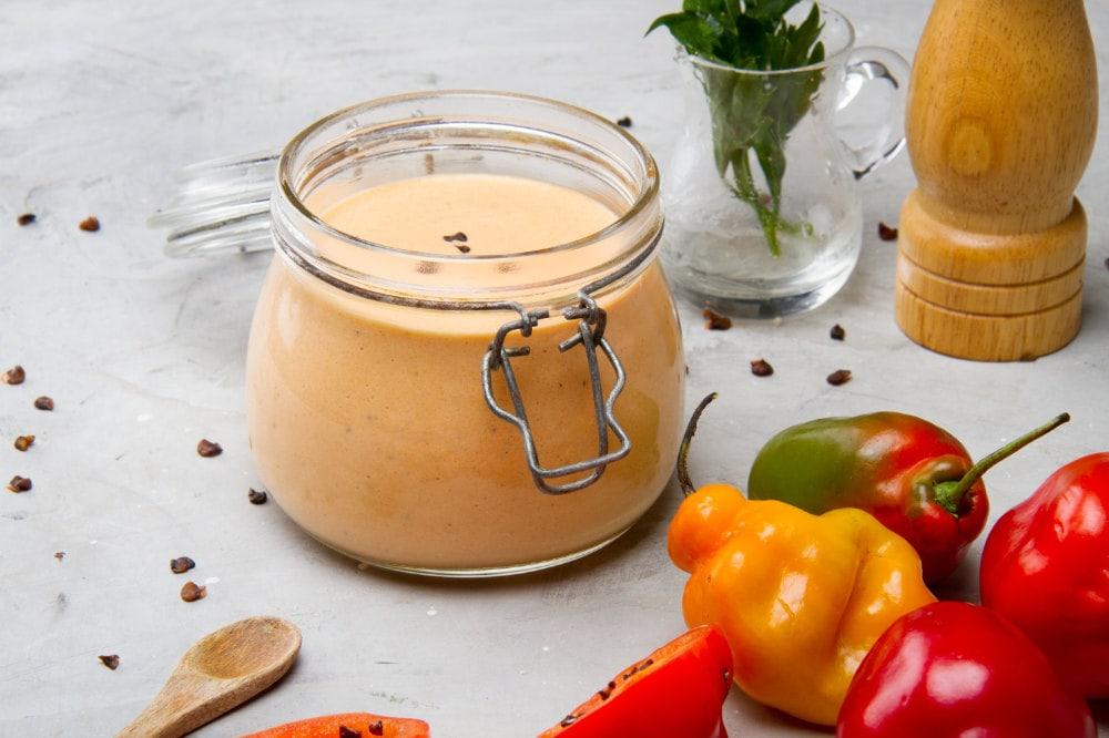 creamy rocoto pepper sauce recipe