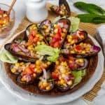 Peruvian steamed mussels