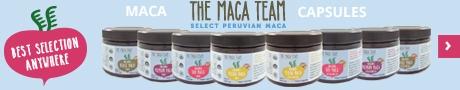 Maca Team Black Capsules