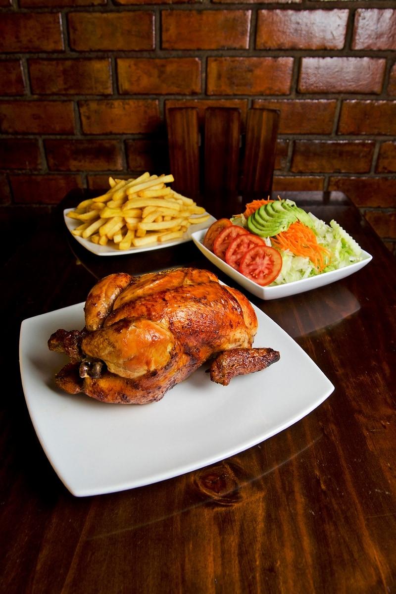 Pollo A La Brasa Peruvian Roast Chicken Recipe