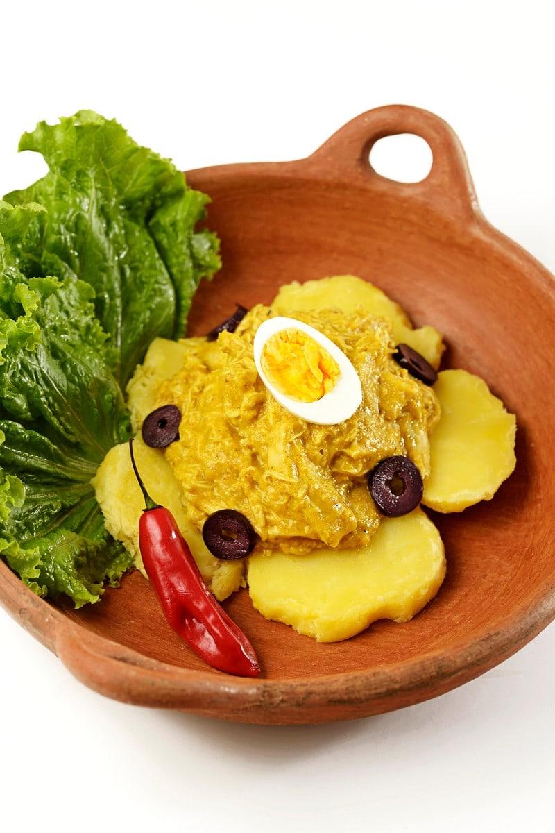 Aji De Gallina Peruvian Chicken Recipe