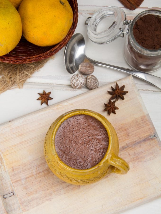 How To Make Hot Chocolate From Peru