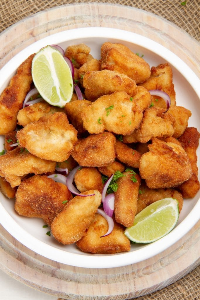 Serve With Chopped Coriander And Limes