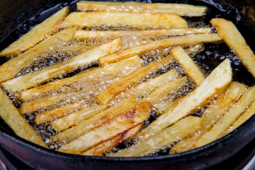 Step 4 Fry The Potatoes Until Brown