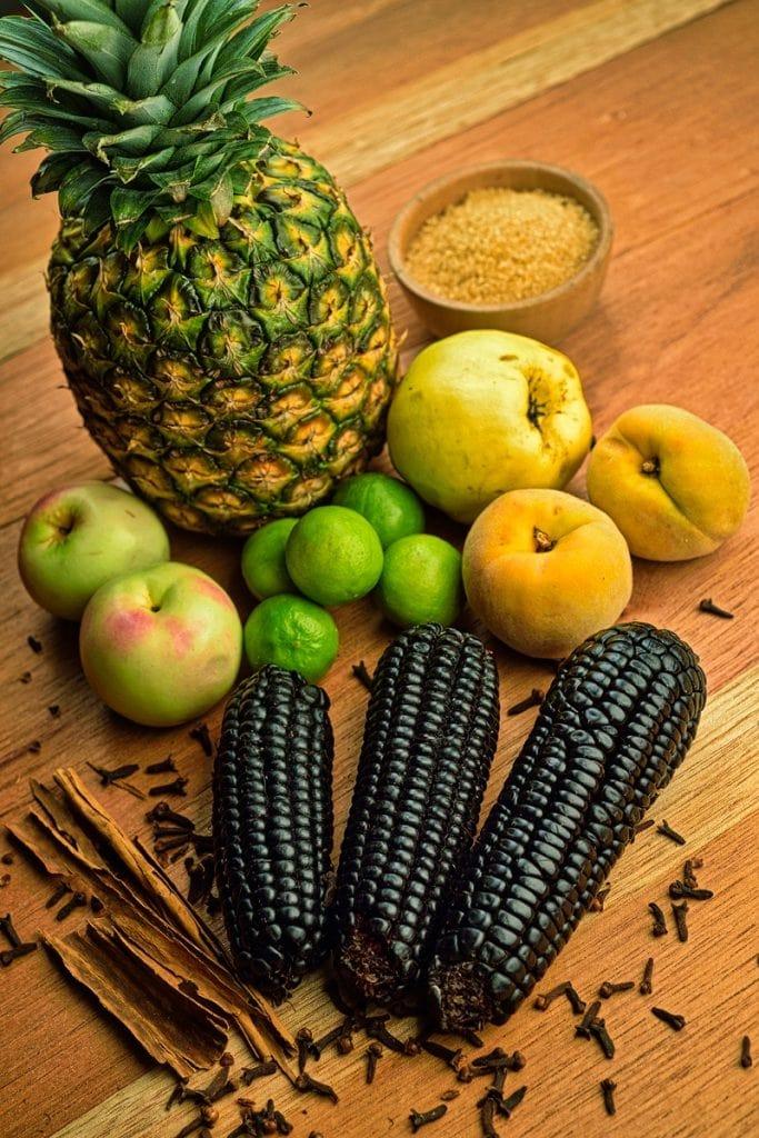 Chicha Morada Ingredients