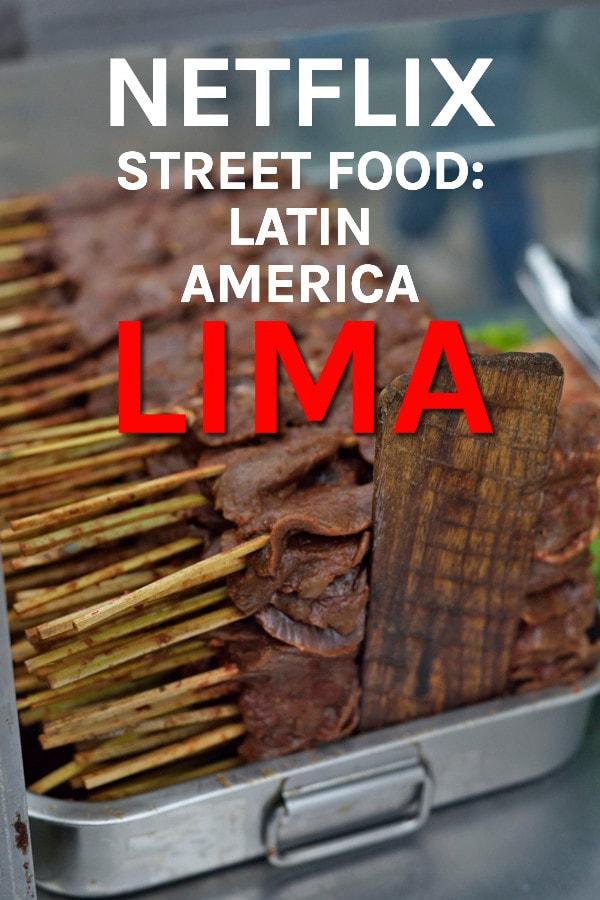 Netflix Street Food Lima