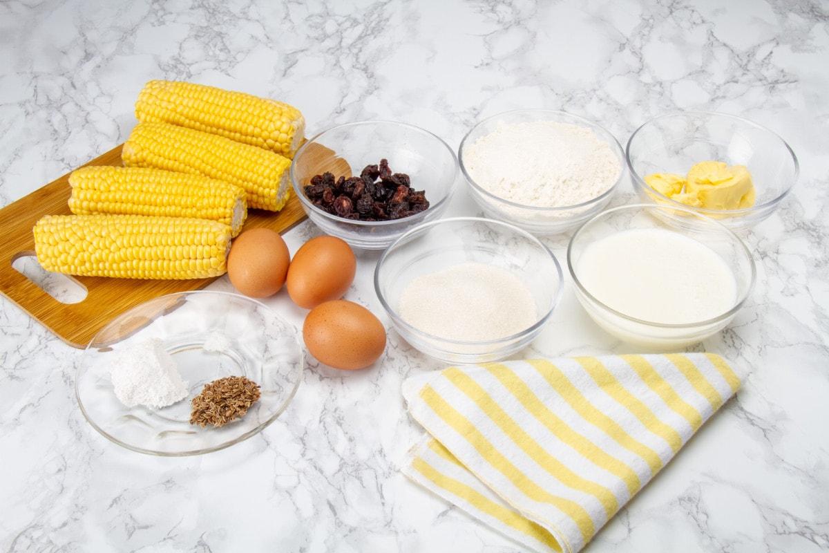 Pastel De Choclo Cake Ingredients