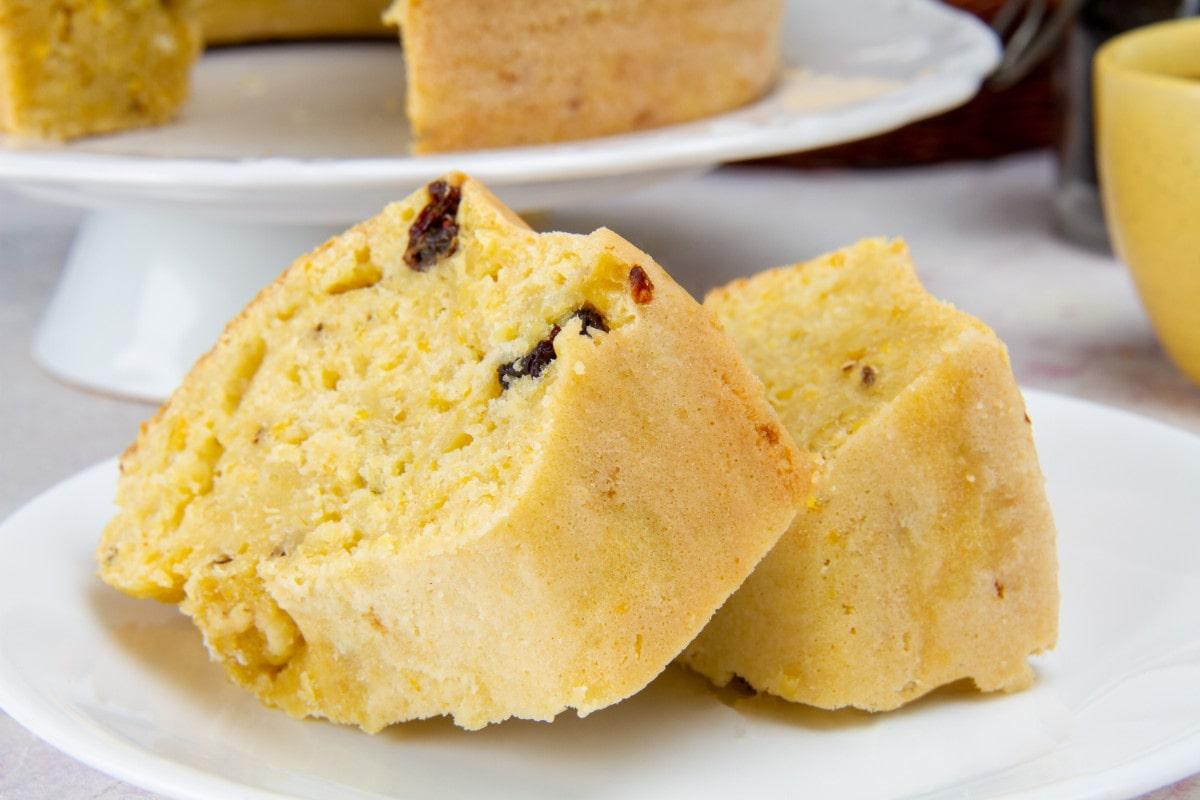 Peruvian Choclo-based dessert or snack