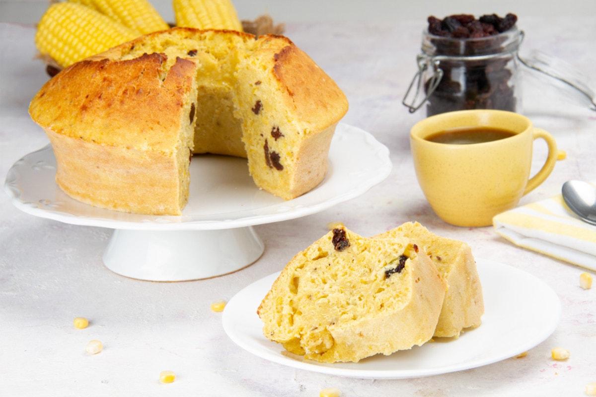 Peruvian Sweet Corn Cake Recipe