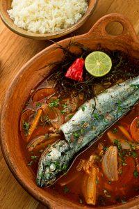 Pescado Sudado Recipe From Peru