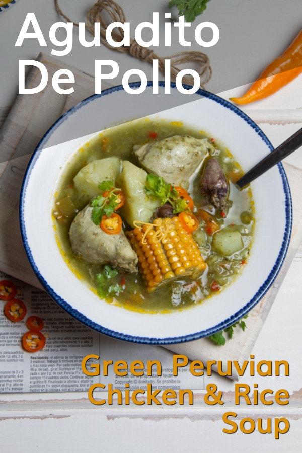 Aguadito Peruano Recipe