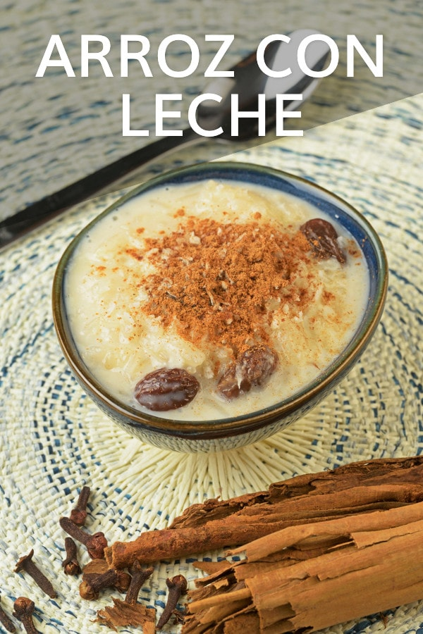 Arroz Con Leche Recipe