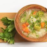 Peruvian Quinoa Soup Recipe